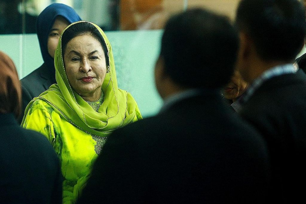 Rosmah akan dikenakan tuduhan berkaitan pengubahan wang haram