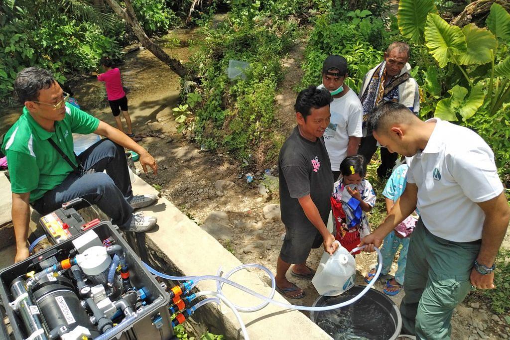 Khutbah seru Muslim hulur bantuan bagi mangsa bencana Sulawesi USAHA BANTUAN PIHAK LAIN
