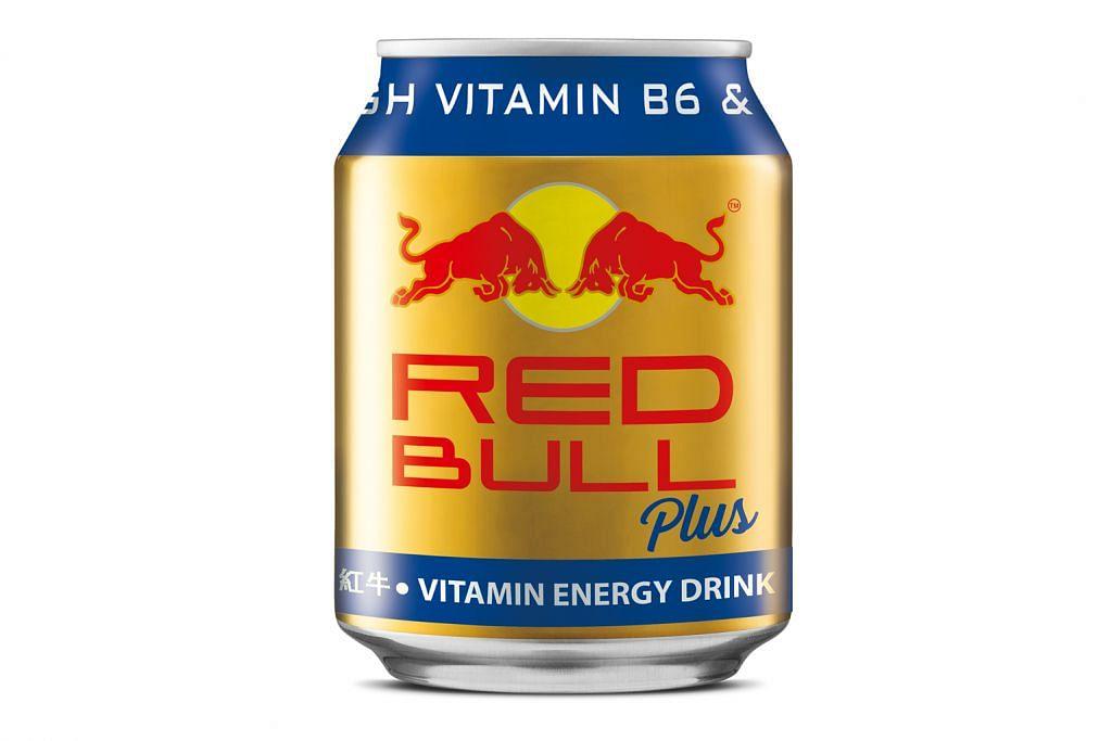 Minuman tenaga diperkaya dengan vitamin