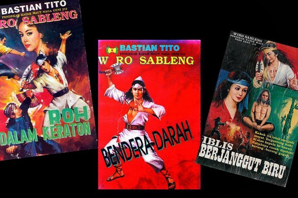 Visi novelis 'Wiro Sableng' tercapai