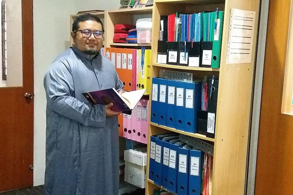 Belajar agama dan berdakwah bukan setakat di masjid sahaja