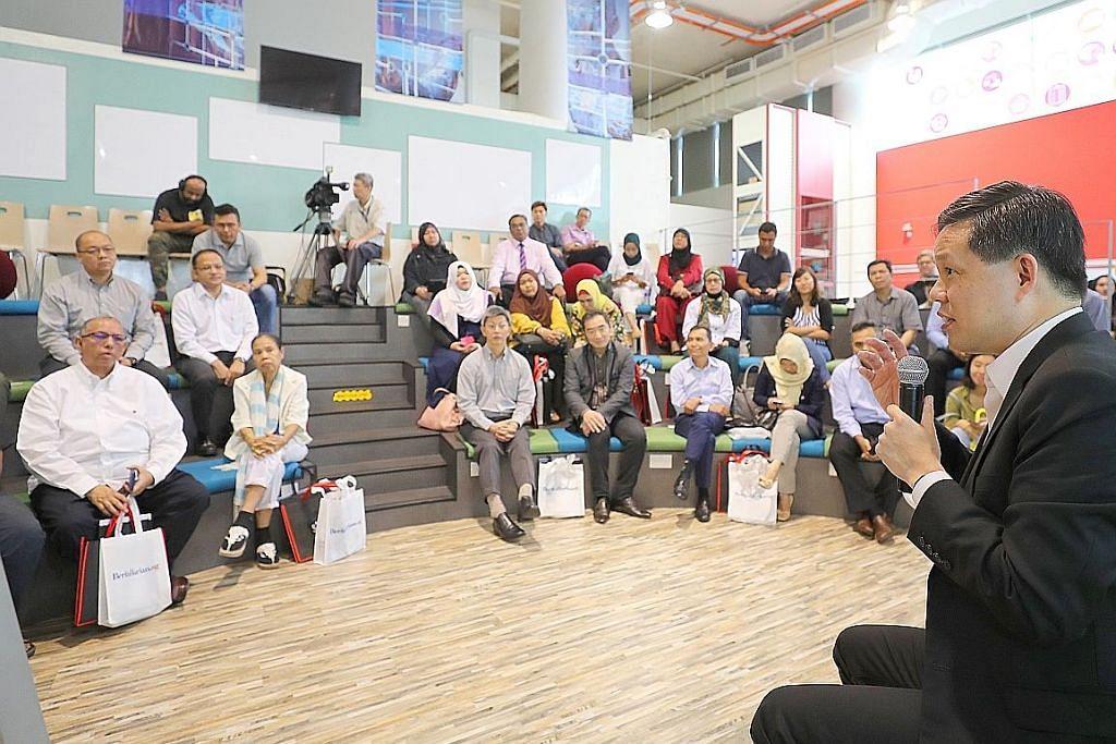 Chun Sing: Ubah model perniagaan dengan manfaatkan teknologi