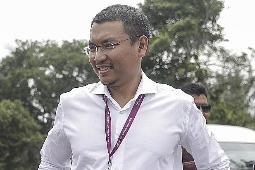 Saiful rasa puas hati, Isa tenang terima kekalahan