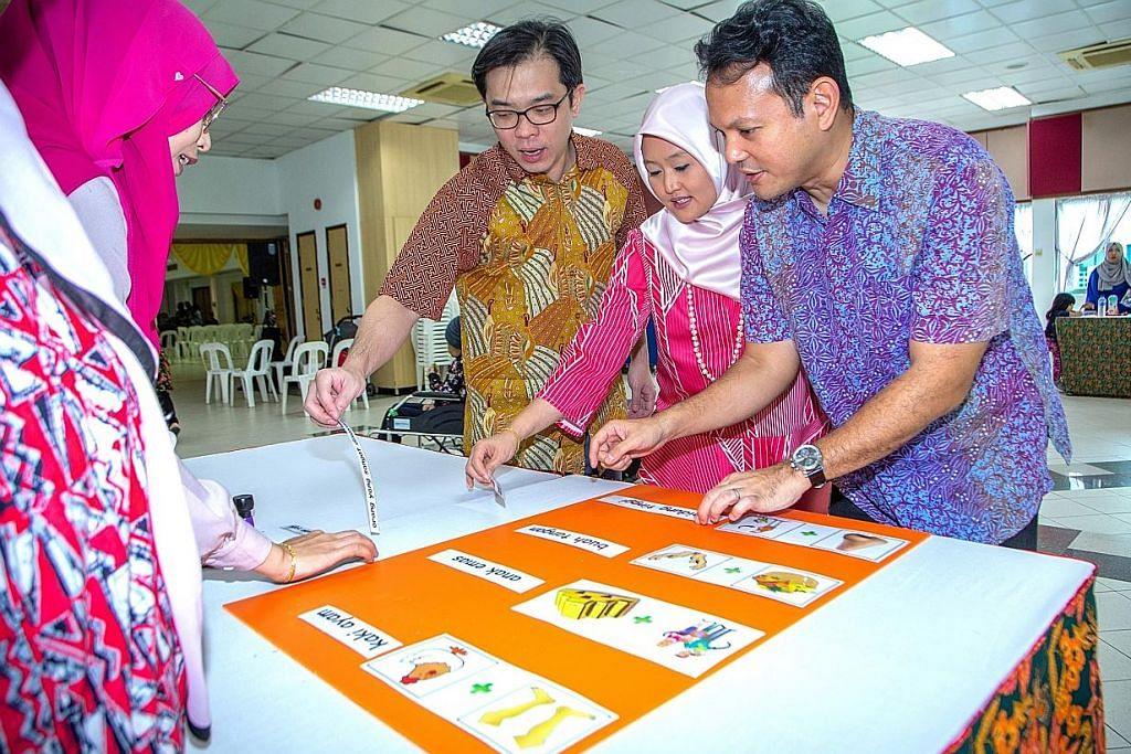 500 penduduk Marsiling rai bahasa, budaya Melayu