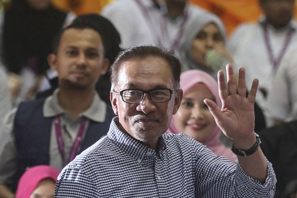 Anwar: Agong nasihat bersihkan nama dari tuduhan liwat