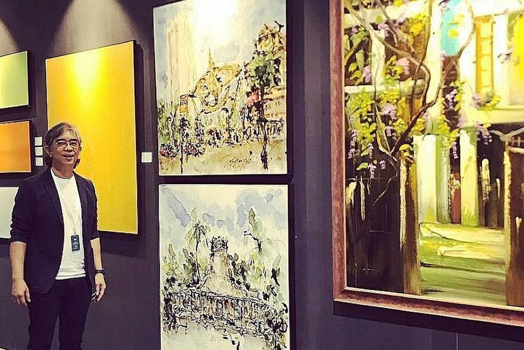 Misi jadikan Singapura kota seni visual Asia Tenggara