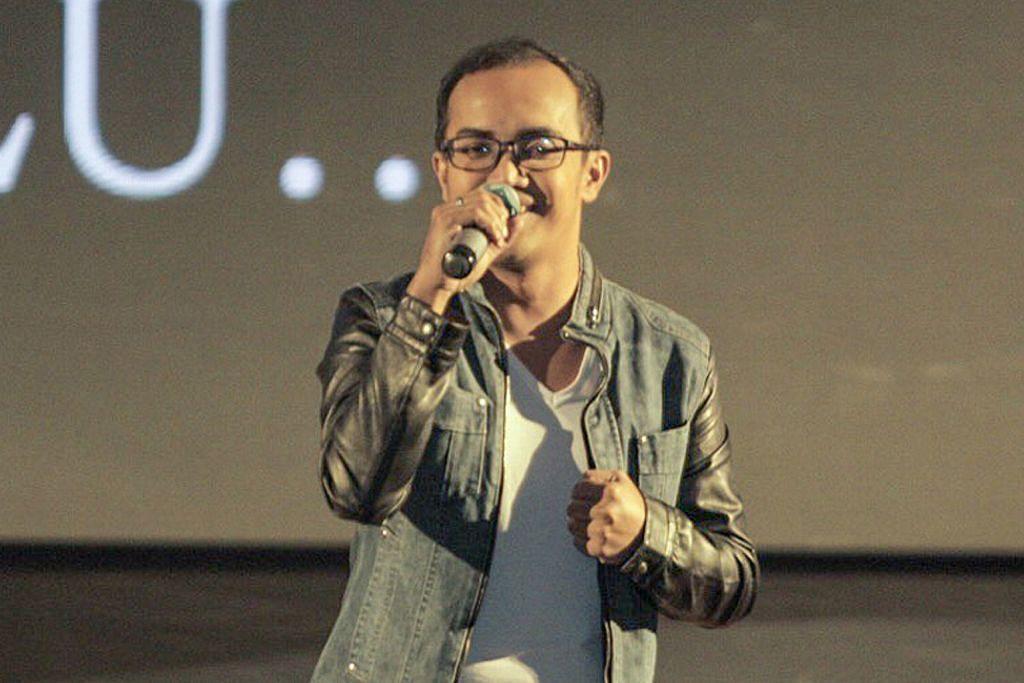 Ezad: Bukan senang nak bersaing dengan artis baru...