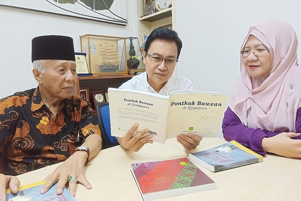 Persatuan Bawean SG bukukan kisah 50 penghuni pondok