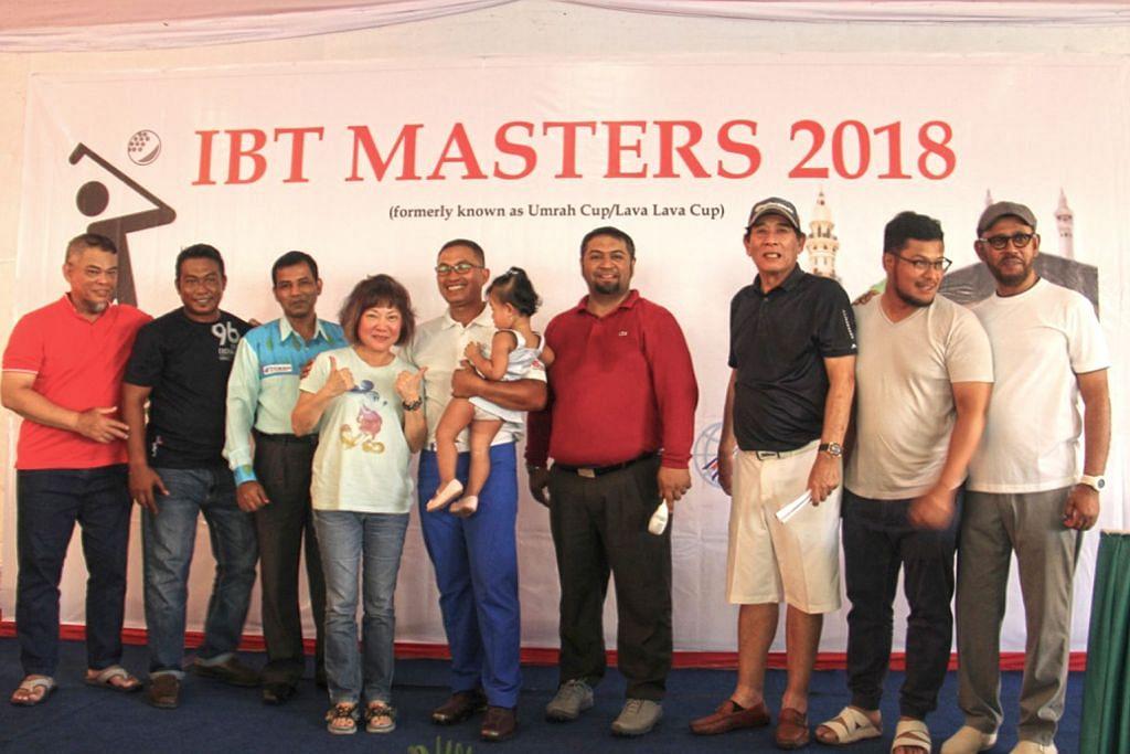 Kejohanan amatur golf tahun depan rancang tambah peserta, hadiah