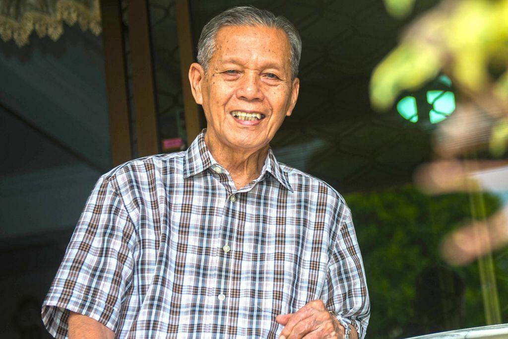 Gigih hulur khidmat sebagai anggota Majlis Muis sejak 1986