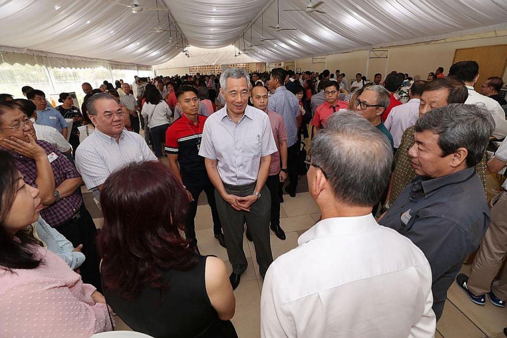 Semua warga ada peluang baiki kehidupan: PM Lee