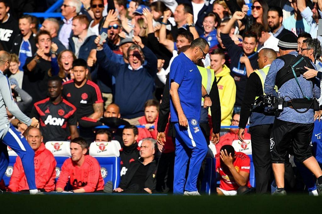 KECOH DI DALAM DAN LUAR PADANG Penolong jurulatih Chelsea dikenakan dakwaan tindakan tidak senonoh