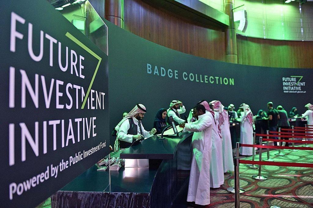 Kian ramai pemimpin dunia pulaukan sidang pelaburan anjuran Saudi