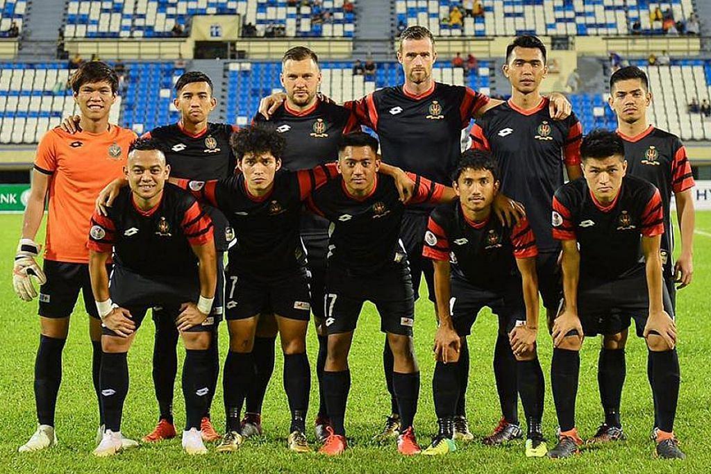 Kelab Brunei DPMM rancang sertai Liga Thai
