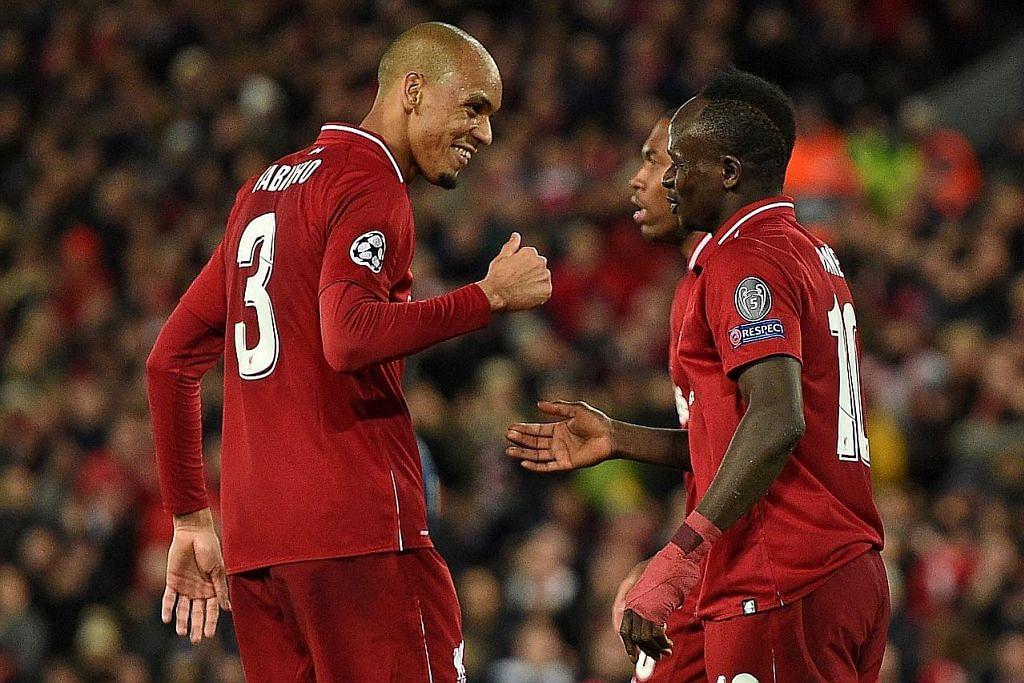 Peluang Fabinho buktikan layak sertai skuad utama Liverpool