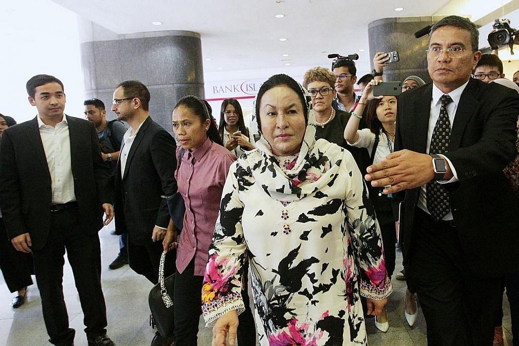 Rosmah, dua anaknya dipanggil lagi beri keterangan mengenai 1MDB
