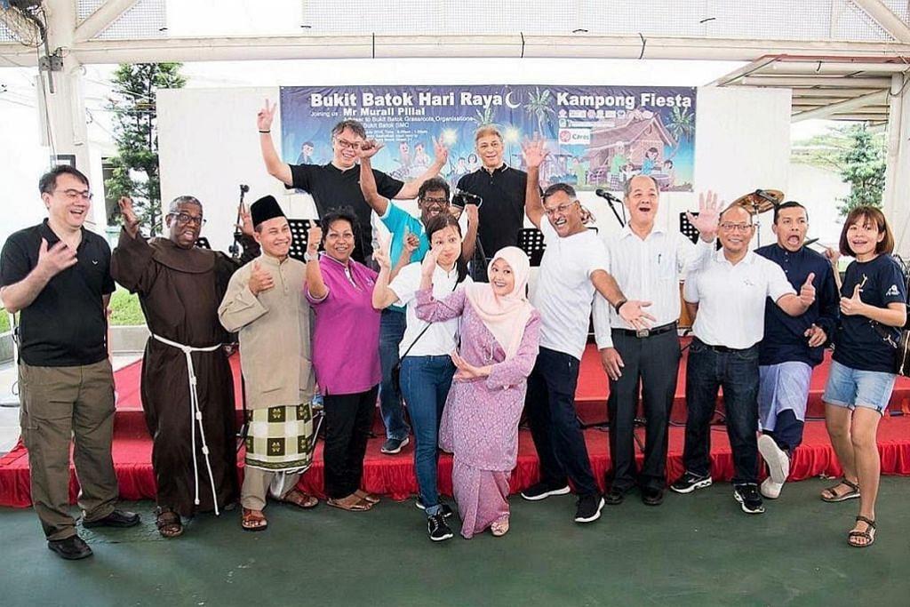 Hubungan kukuh antara kaum, agama penting bagi pelihara fabrik sosial