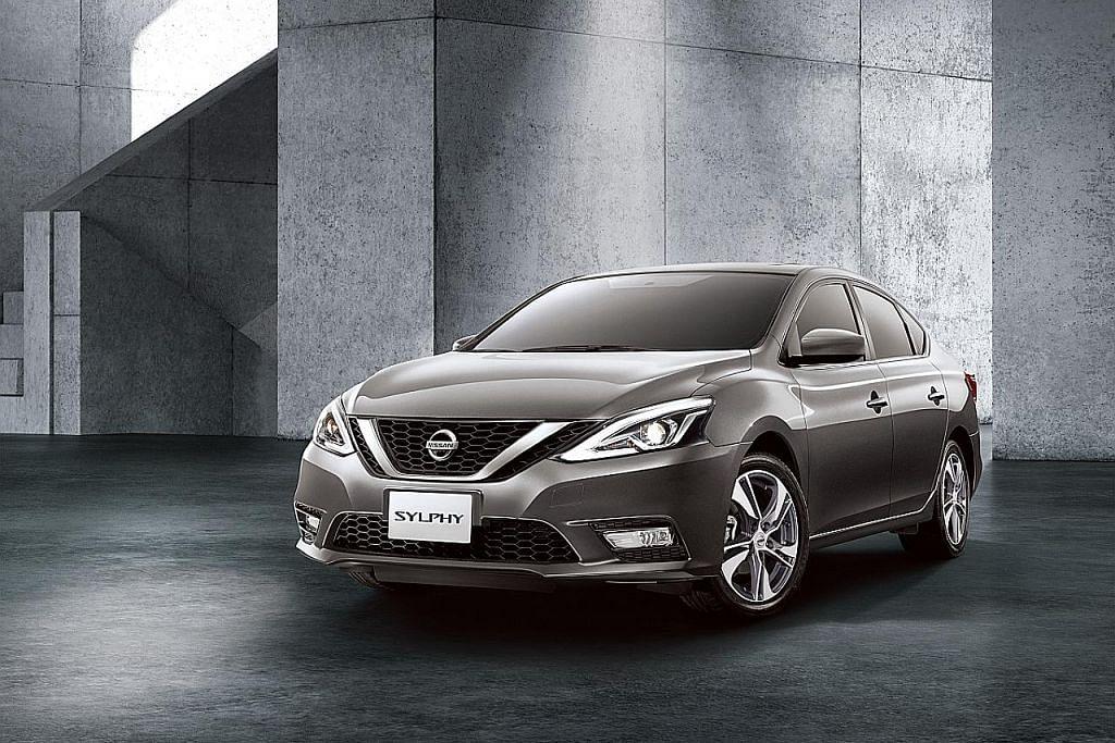 Nissan Sylphy berwajah baru