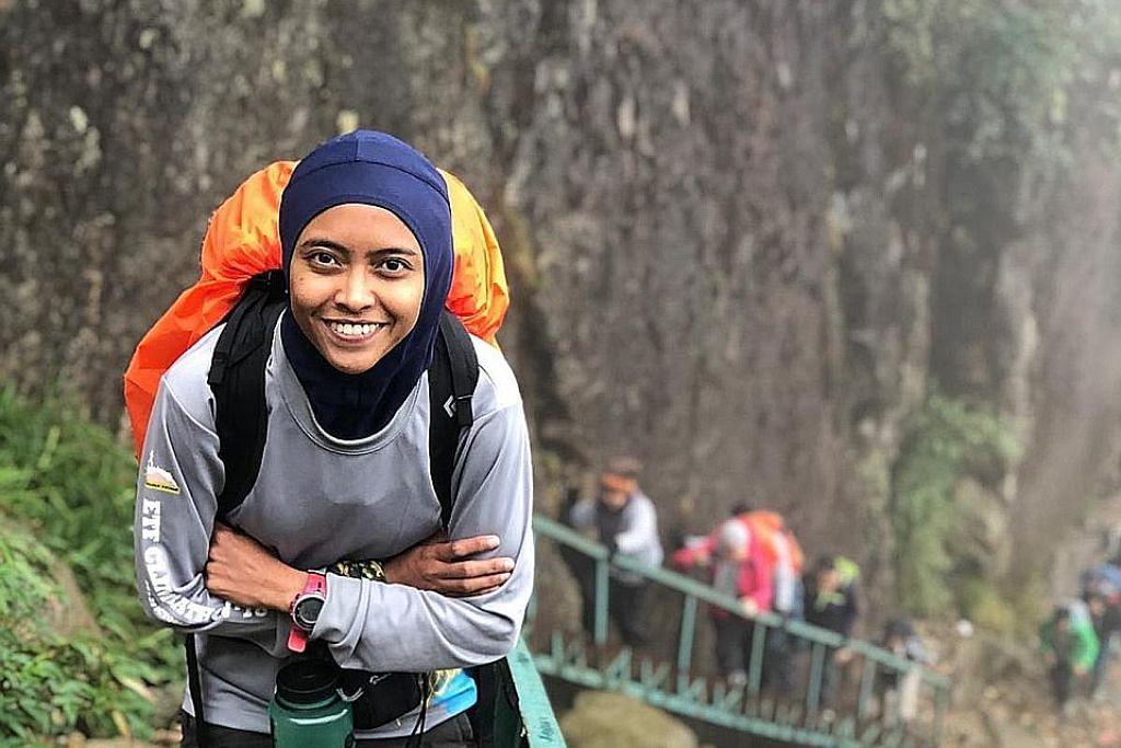 Harapan, aspirasi ibu bapa bakar semangat jayakan ETF Climbathon