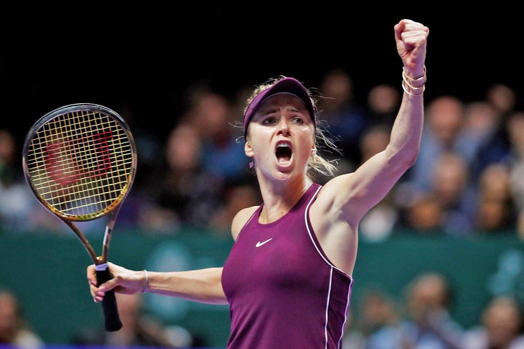 Bila bintang-bintang tenis wanita datang bertandang