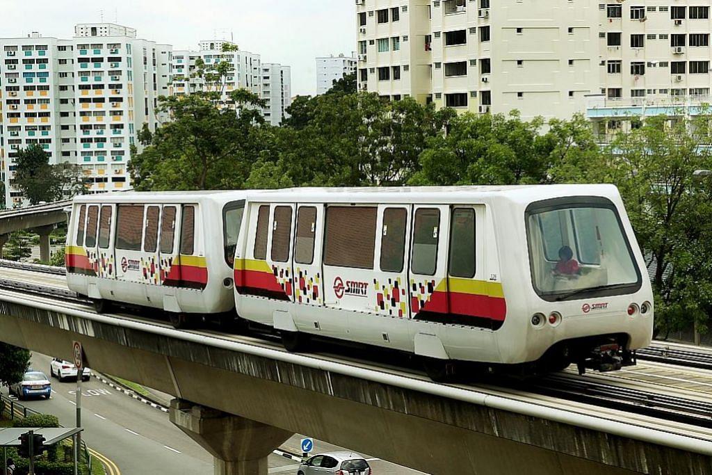 LRT Bukit Panjang operasi seperti biasa Ahad ini