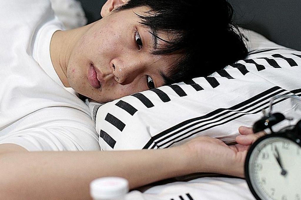 Forum bincang masalah tidur di CGH