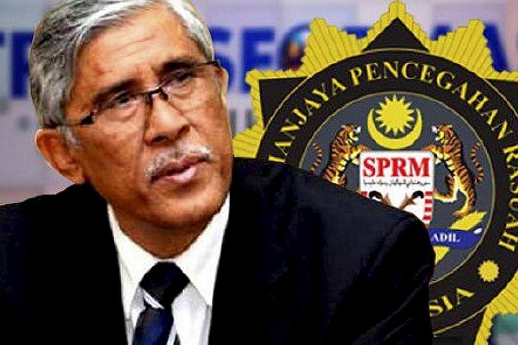 Bekas ketua SPRM: Kenyataan Najib perihal RM2.6b bercanggah bukti AS
