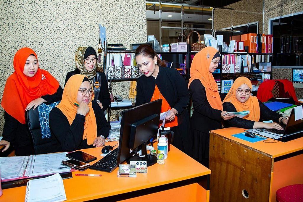 Dewan The Orange Ballroom dipertingkat bagi tarik pelanggan