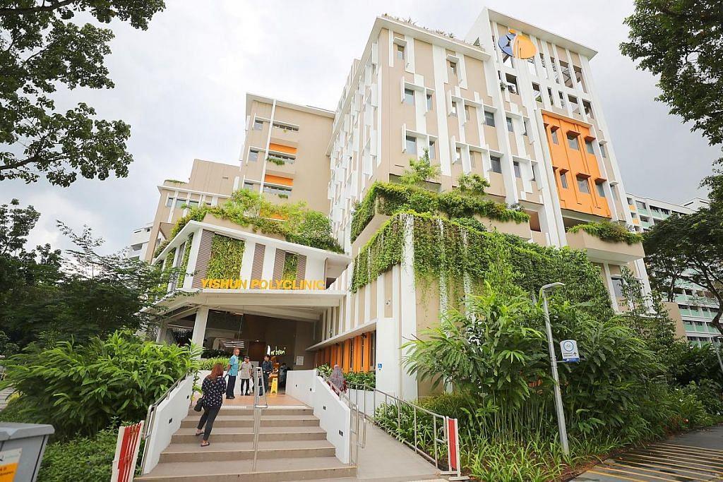 Poliklinik Yishun baru dipertingkat untuk beri khidmat lebih baik