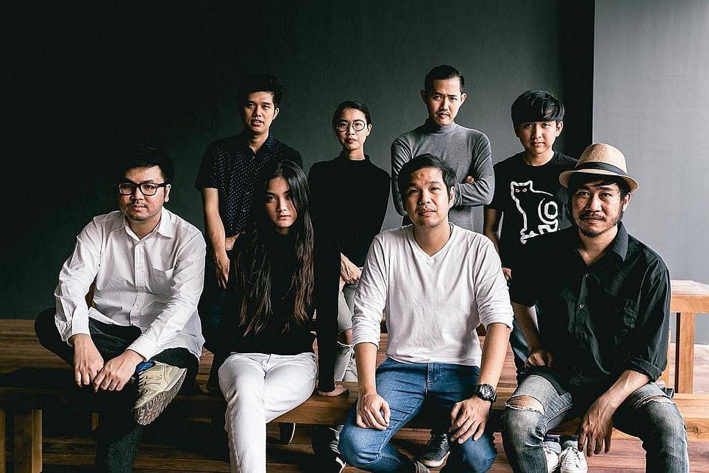 Gabungan kreatif pemuzik dari 10 negara Asean