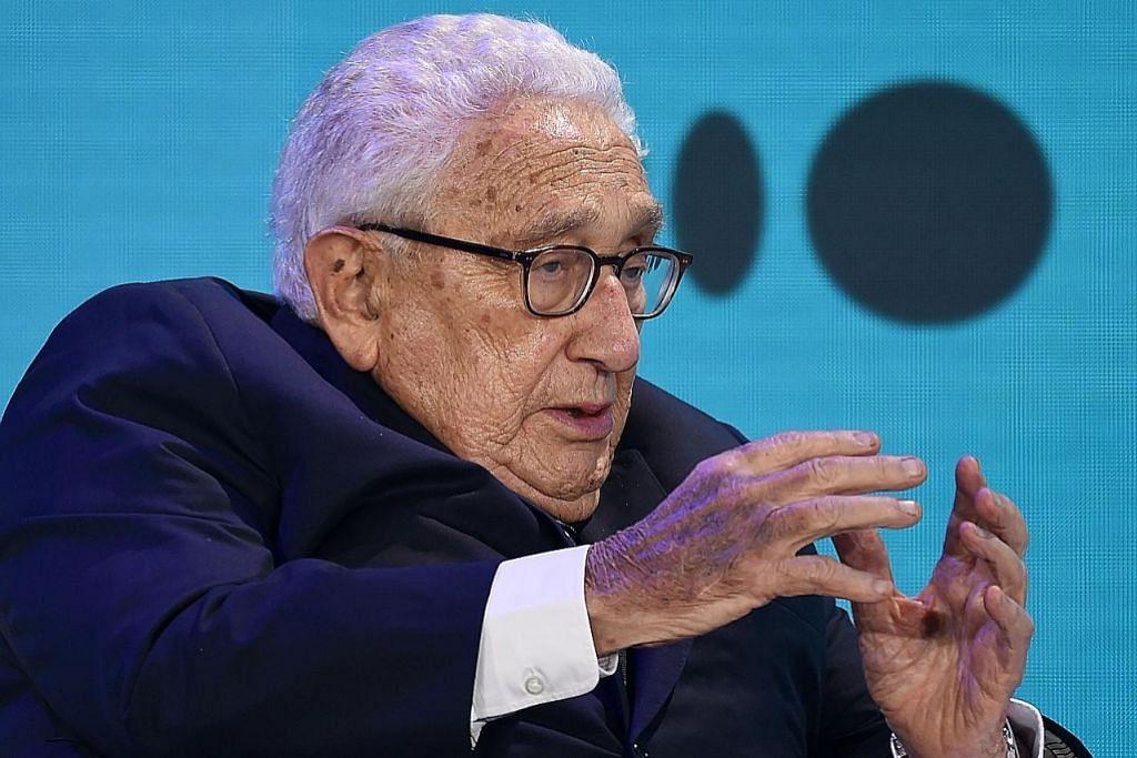 Kissinger: China, Amerika Syarikat perlu imbangi perspektif masing-masing
