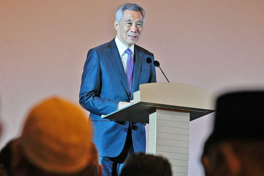 Perlu bersiap cegah ancaman terkini terhadap keharmonian agama: PM Lee