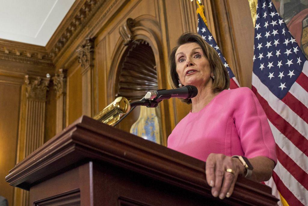Pemimpin Demokrat ikrar awasi Trump