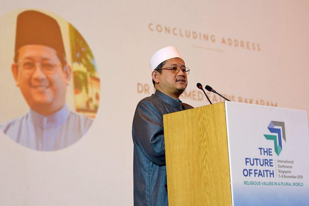 Mufti: Agama berperanan sebagai pemangkin keamanan, kestabilan