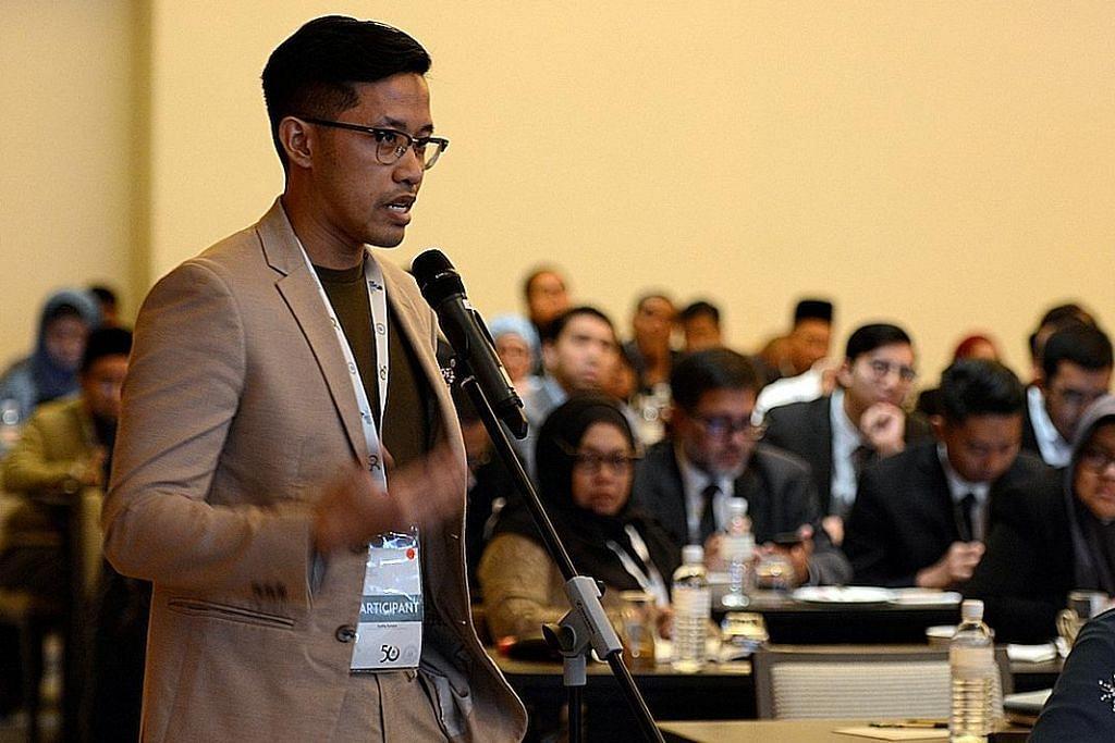 MUIS50: PERSIDANGAN ANTARABANGSA SINGAPURA 2018 Sidang sumur ilmu keagamaan