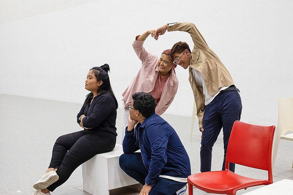 Pelajar Poly Ngee Ann bakal pentaskan tiga drama
