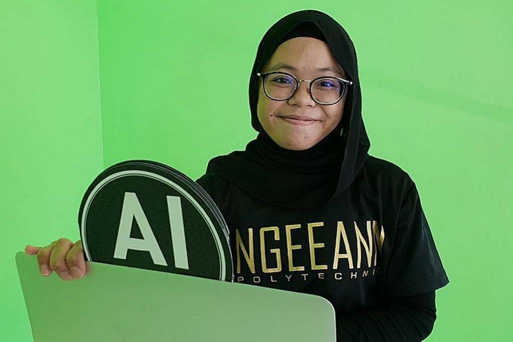 Pelajar poly lengkapi diri dengan ilmu 'AI'