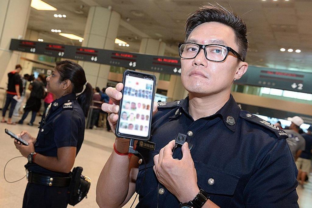 Sistem biometrik di semua pusat pemeriksaan mulai April depan
