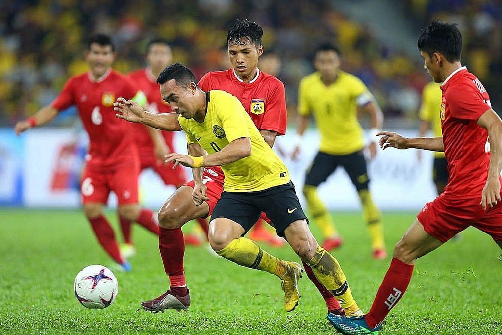 PIALA AFF SUZUKI Malaysia tingkat peluang masuki separuh akhir selepas tewaskan Laos