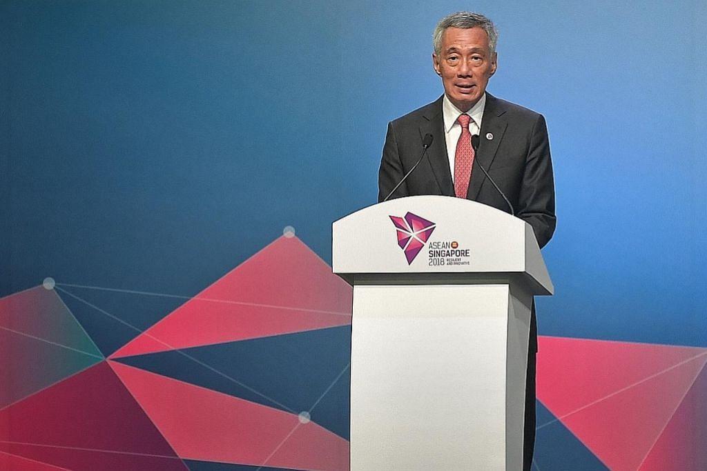 PM Lee: Asean perlu ketahanan, inovasi hadapi saingan