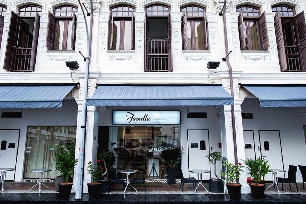 3 rumah kedai di Aliwal Street dijual dengan panduan harga $29.5 juta