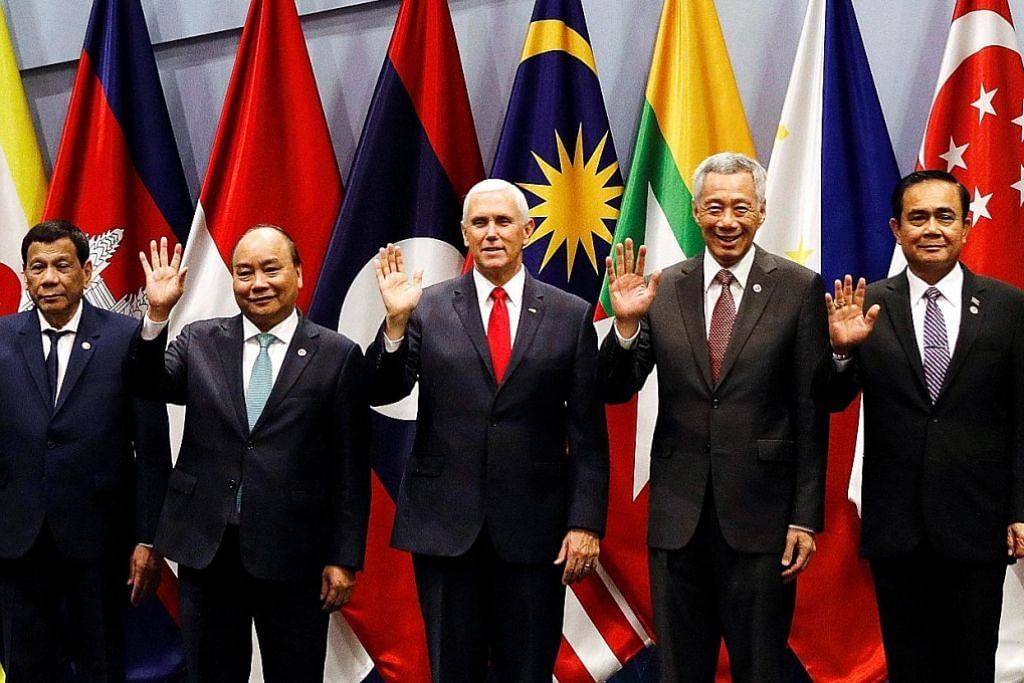 Mike Pence: Tiada tempat bagi empayar dan pencerobohan di Indo-Pasifik