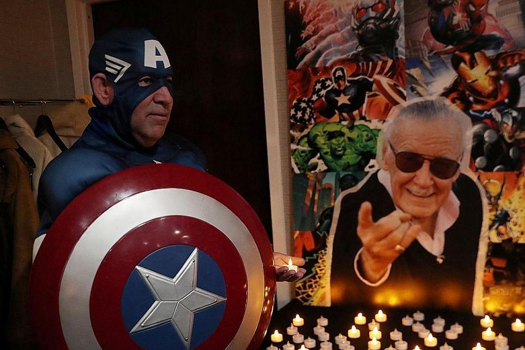 7 hal unik tentang Stan Lee PEMERGIAN TOKOH KOMIK DUNIA STAN LEE