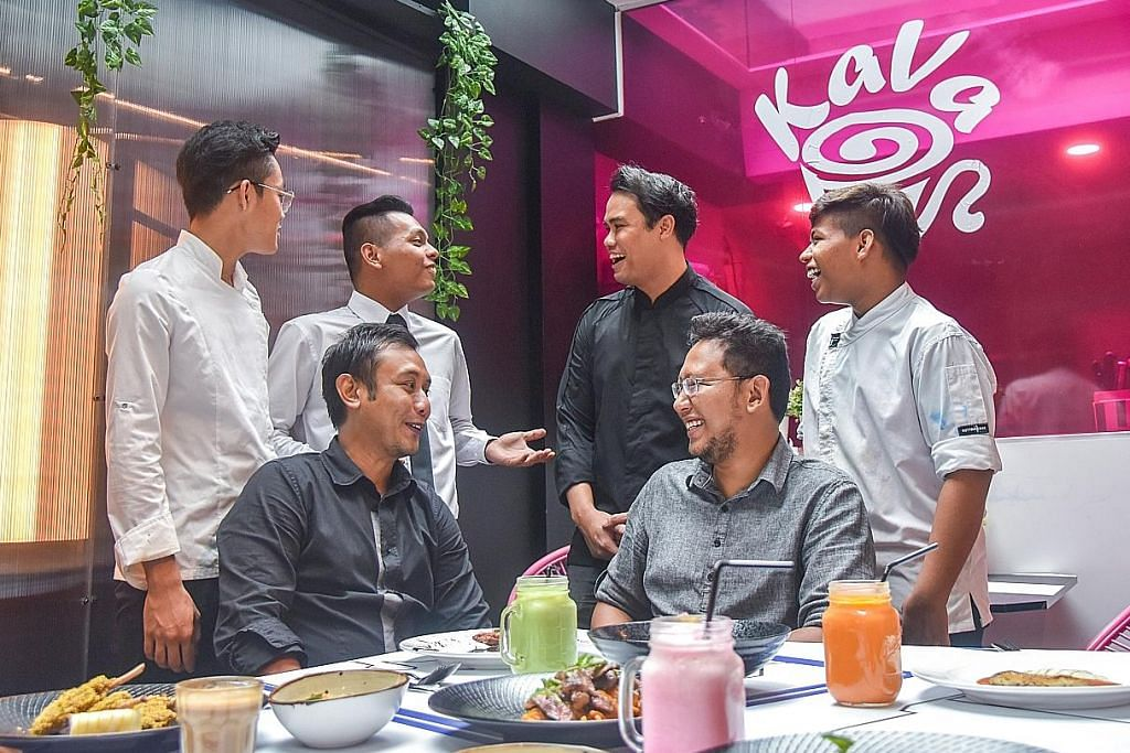 'Kava' di hotel butik sedia sajian tradisional 'fine dining'