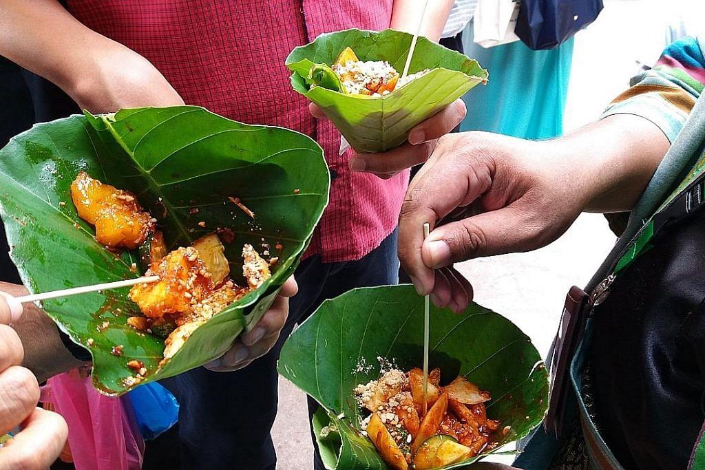 Karnival hidupkan semula budaya Melayu, suasana kampung