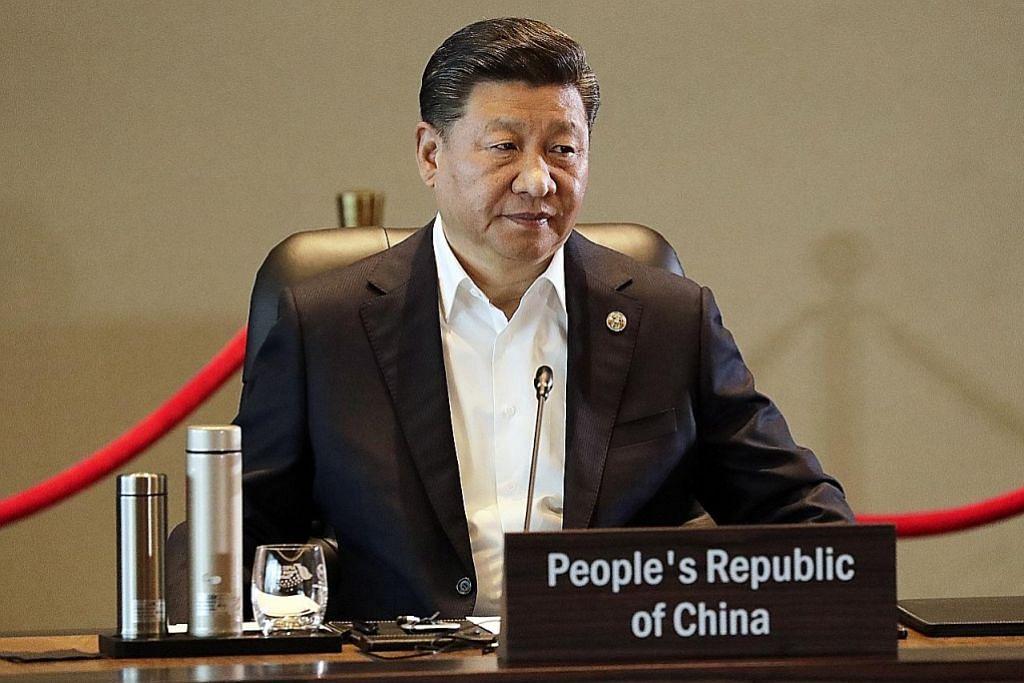 Sidang Apec jadi medan perbalahan AS-China