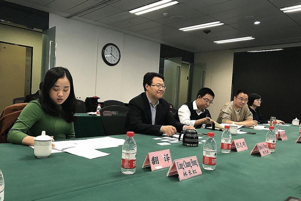 Kerjasama pendidikan, penyelidikan saintifik antara S'pura, Chongqiang lancar