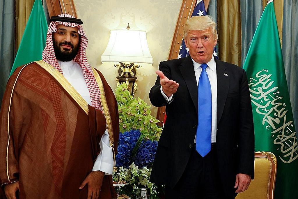Trump ikrar kekal jadi 'rakan teguh' Saudi