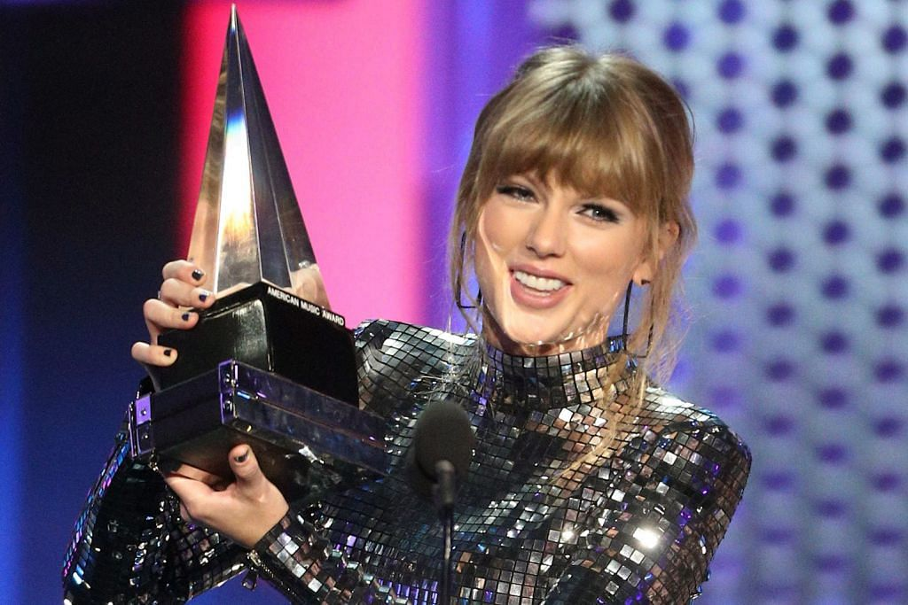 Taylor Swift akan tandatangani perjanjian rakaman baru