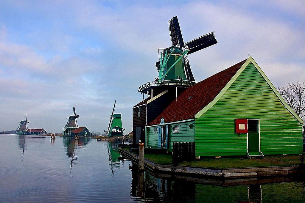 Amsterdam cari jalan kurangkan pesta keterlaluan